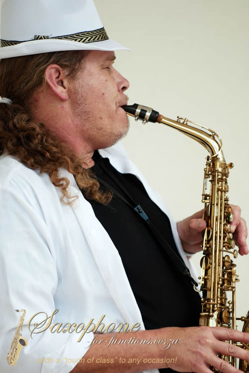 Friedel Knobel - Function Sax Player