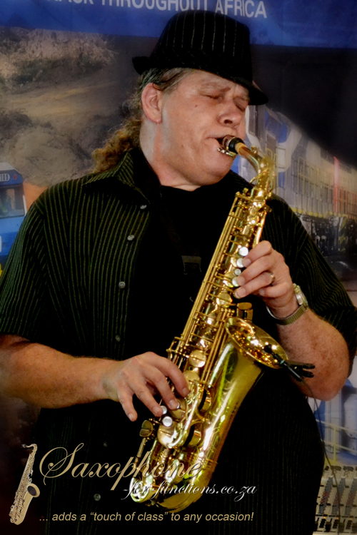 Friedel Knobel - Live Sax Music for any Occasion