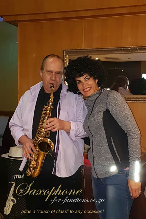 Friedel Knobel - Party Sax Music