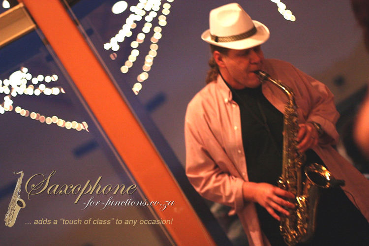Friedel Knobel Saxophonist For Functions Pick 2