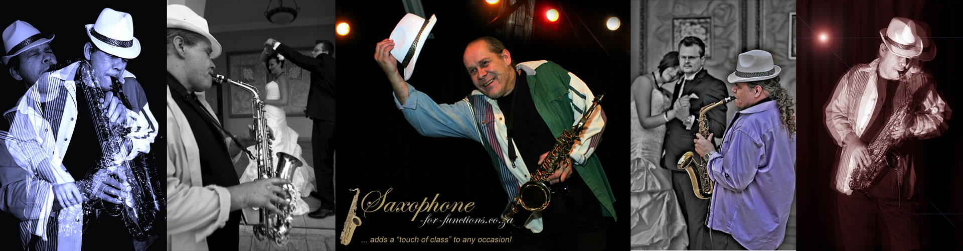 Saxophone For Weddings Slider 6